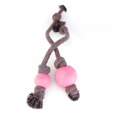 Beco Ball with Rope Large