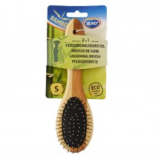 Duvo Bamboo Soft Bristle Brush
