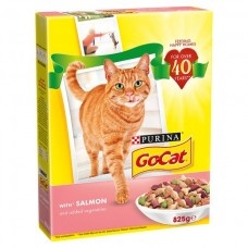 Go Cat with Salmon 825g