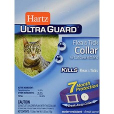 Hartz Ultra F&T Collar Purple