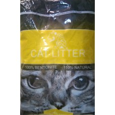 Cat Litter Lemon Fresh