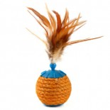 Round Sisal Cat Toy