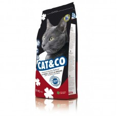 Cat & Co. Meat & Chicken 2kg's