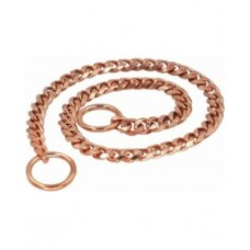 Copper Choke Chain